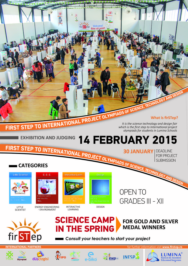 Firstep 2015 Poster