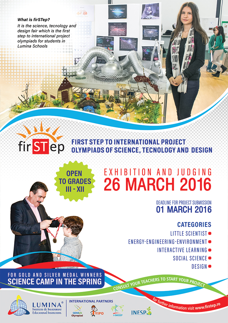 Firstep 2016 Poster