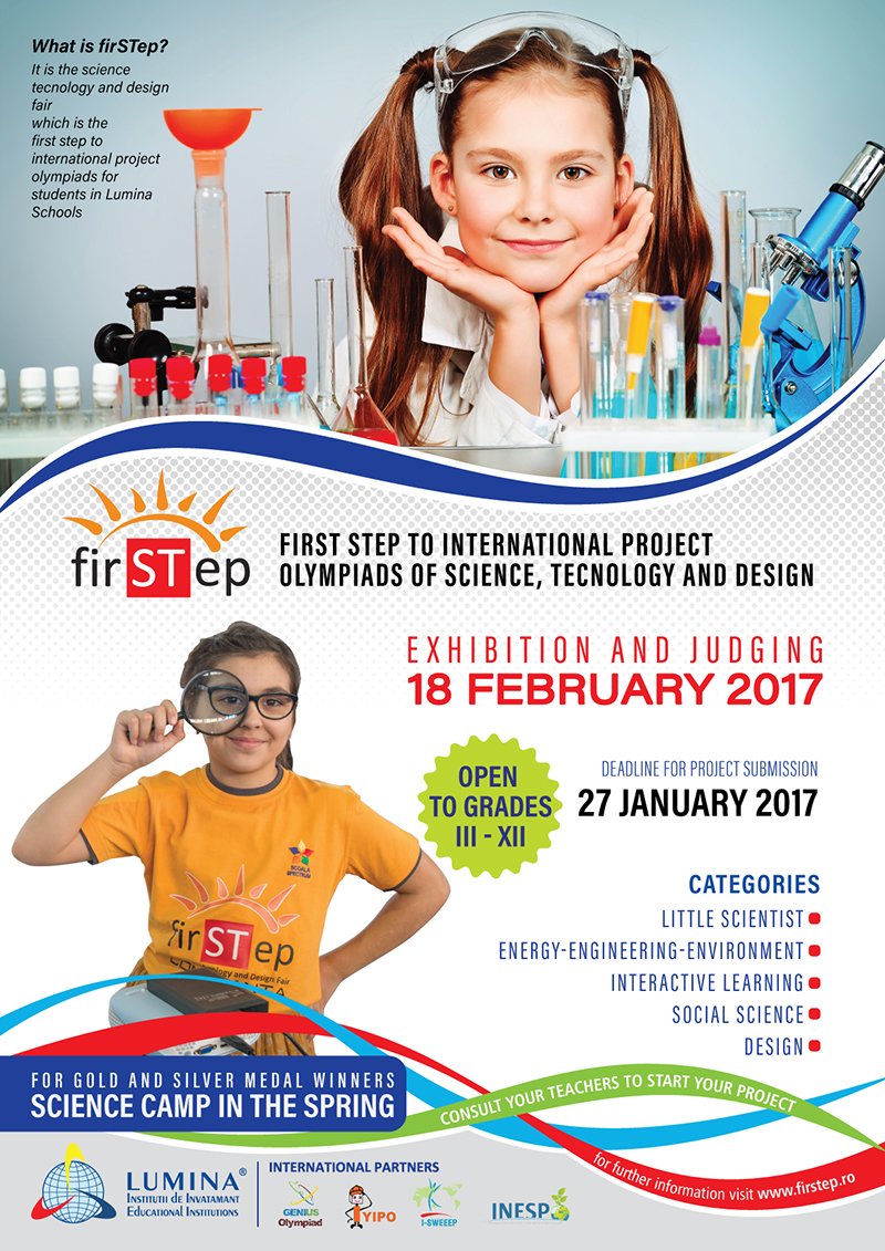 Firstep 2017 Poster